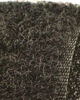 Flauschband 100 mm breit, zum Aufnähen - flauschband
