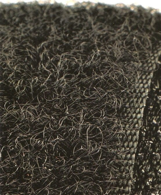 Flauschband 30 mm breit, zum Aufnähen - flauschband