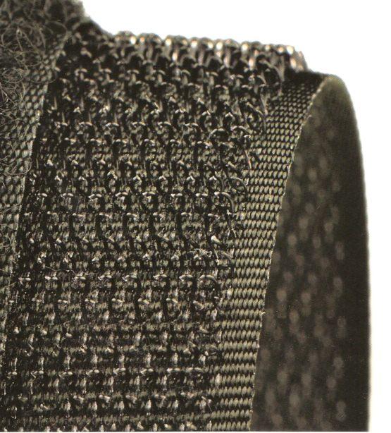 Hakenband 20 mm breit, zum Aufnähen - hakenband